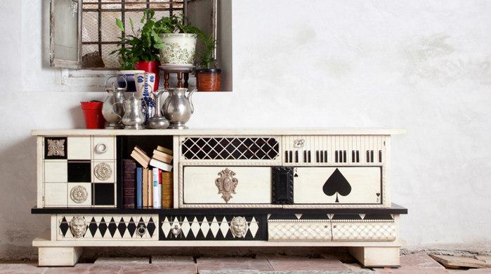 Дизайнерская мебель: фото