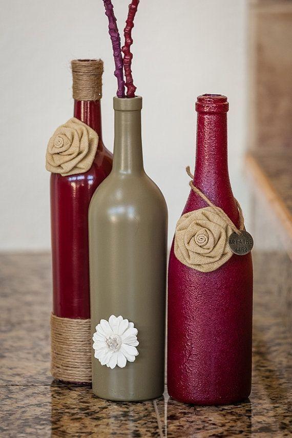 объявление продаже декор бутылки с вином фото будущая звезда