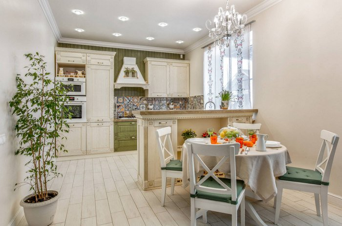 Дизайн квартиры в стиле прованс: идеи воплощения