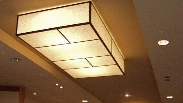 Потолочные лампы дневного света: бережем энергию!