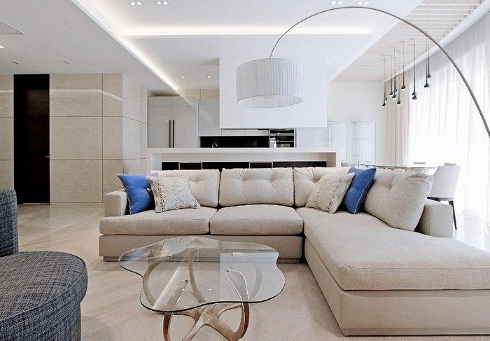 Дизайн квартир: фото коллекции 2021
