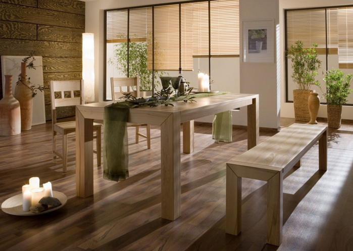 Скамейка на кухню: фото