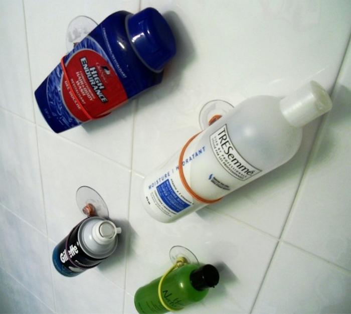 Хранение в ванной: 15 хитрых идей