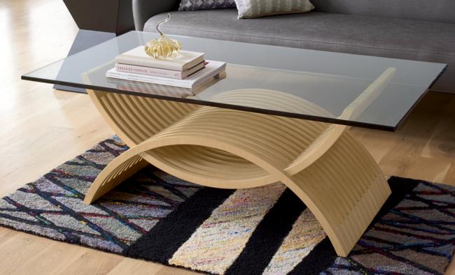 44 доказательств того, что мебель из фанеры - это круто