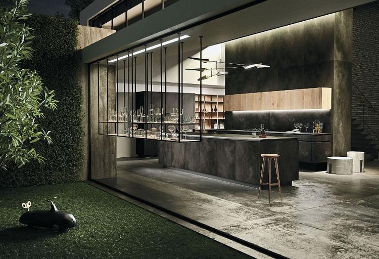 Кухня Snaidero - мечта урбаниста-минималиста!