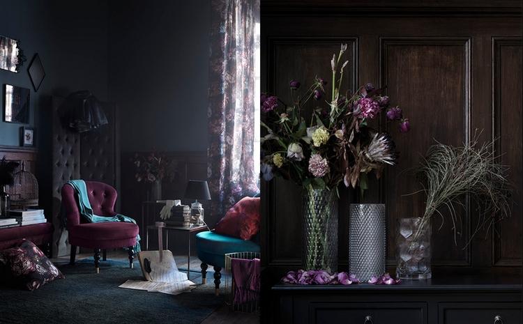 Каталог интерьеров комнат от Hans Blomquist