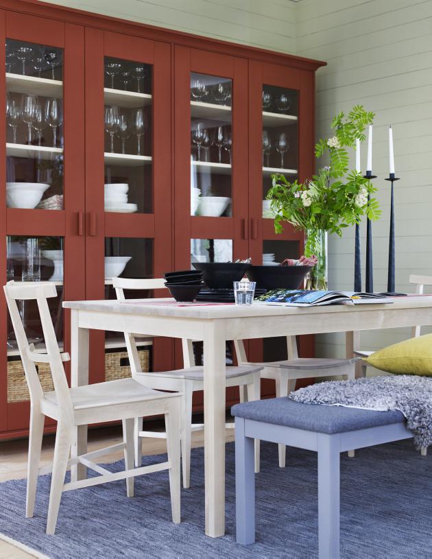 Мебель для кухни и столовой зоны от Norrgavel