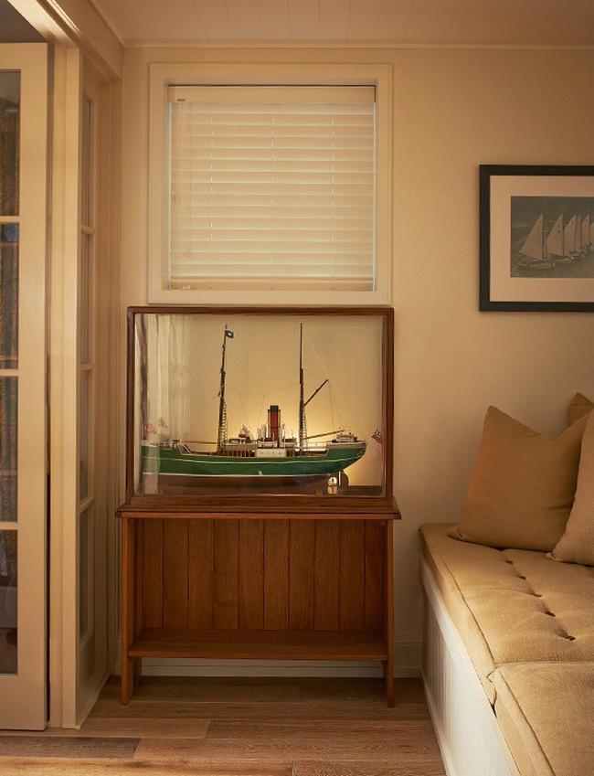 Уютный Отель The Boatshed в Новой Зеландии