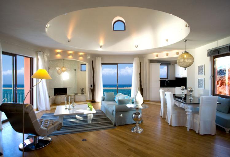 Восхитительный отель Domes of Elounda