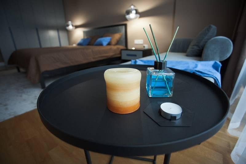 Современный+классический интерьер квартиры от Александра Секеды