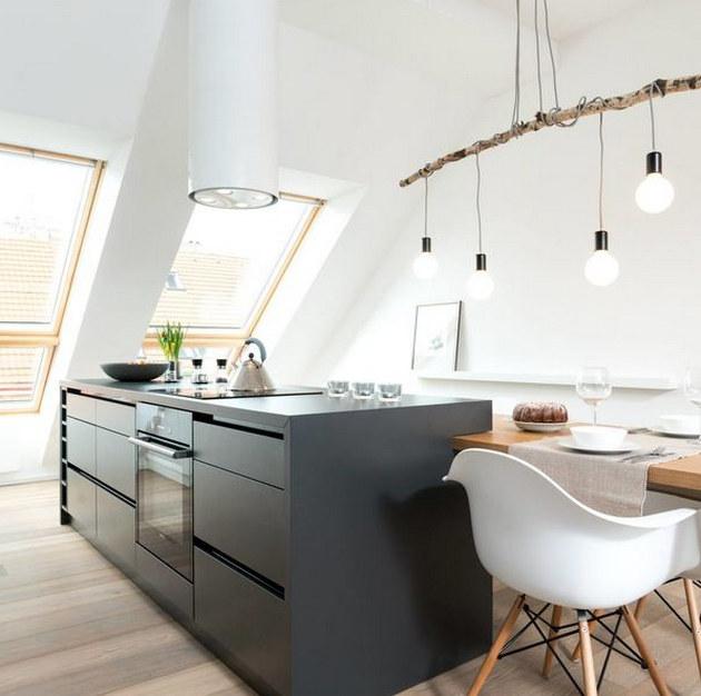 Дизайн интерьера кухни - фото стильных решений!