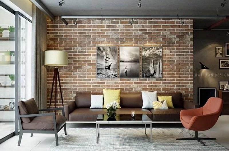 Современные обои - фото лучших идей оформления стен