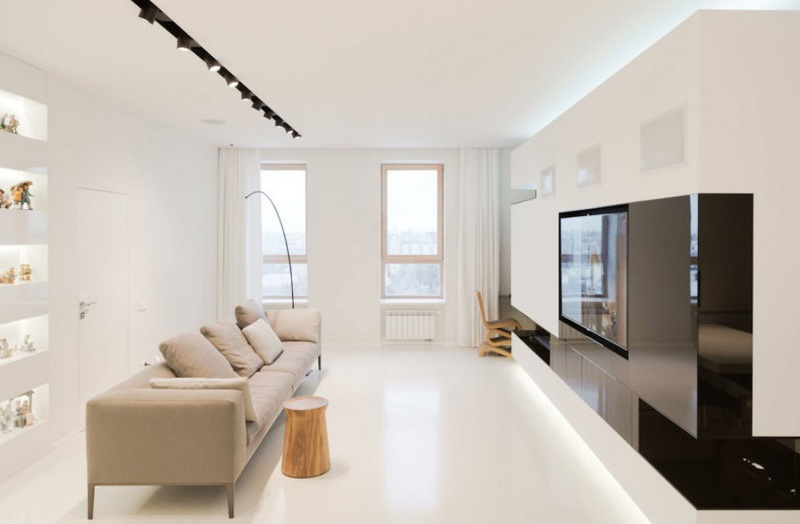 Белые шторы в интерьере квартиры 120 фото эффектных дизайнов