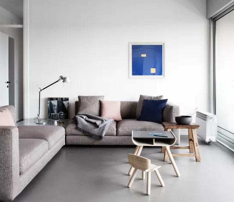 Дизайн двухкомнатной квартиры - фото современных проектов