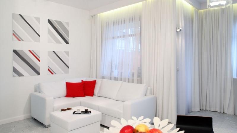 Маленькая гостиная - фото дизайна, идеи благоустройства