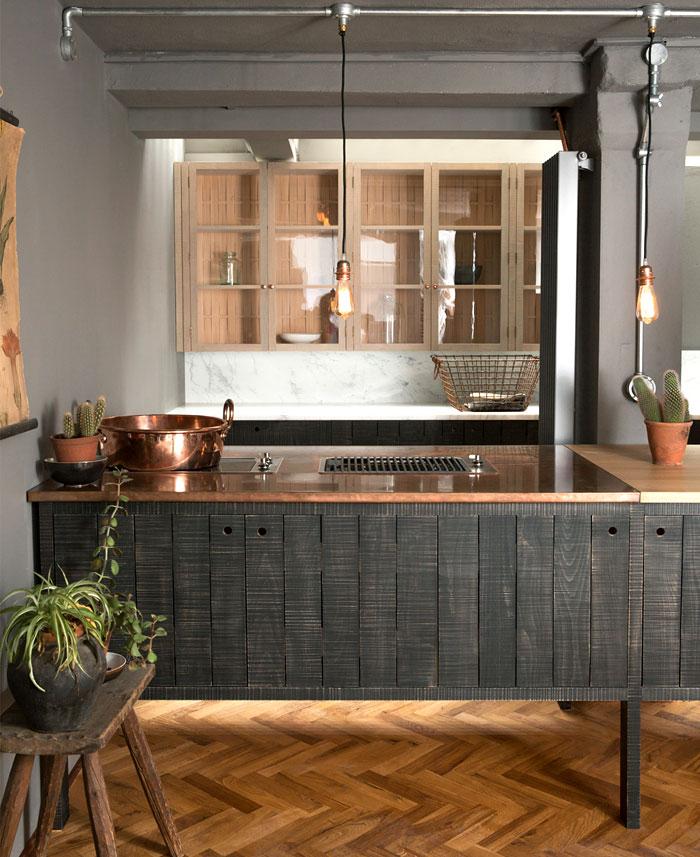 Дизайн интерьера кухни 2019 - фото новинки