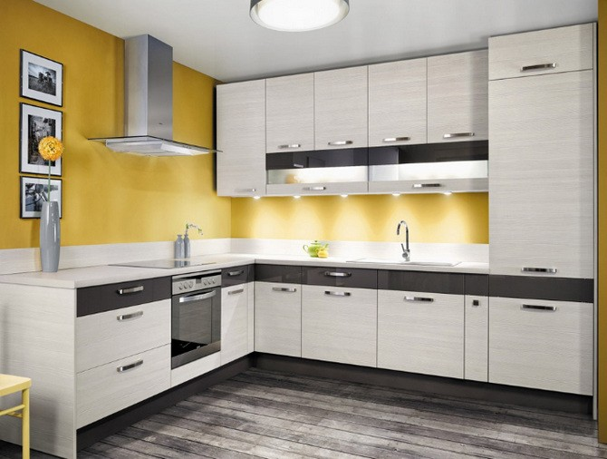 Угловые кухни: фото дизайна современных проектов 2019