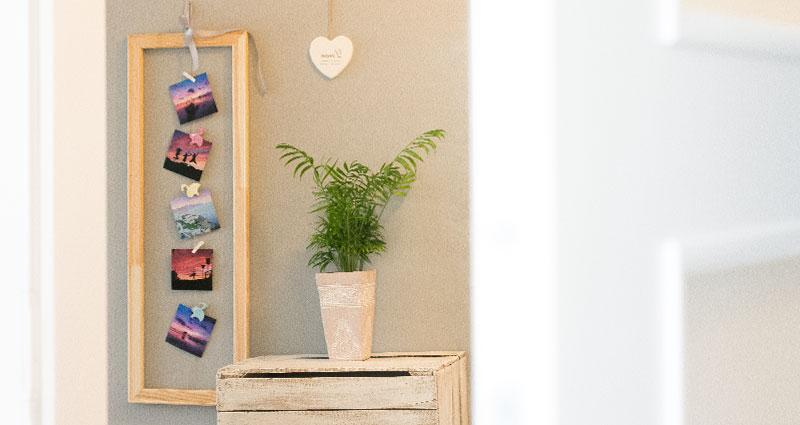 10 идей для украшения интерьера. Фотографии в стиле DIY (Сделай сам)