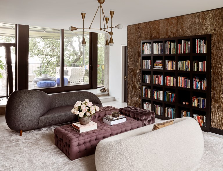 Austin Home дом со множеством стилей и коллекцией тематических картин