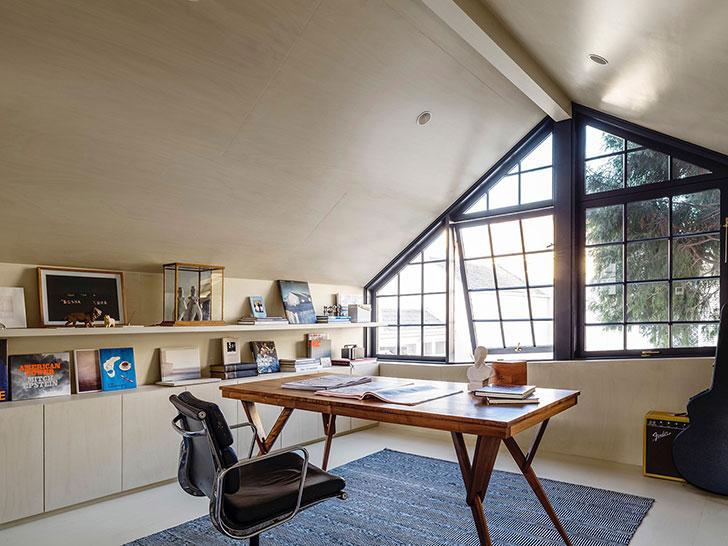 Загородный дом в Сиднее для режиссера с оригинальной архитектурой