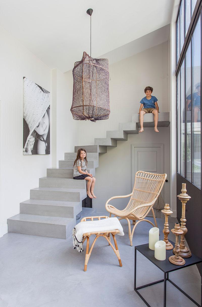 Интересные французские интерьеры в работах фотографа Anne-Catherine Scoffoni