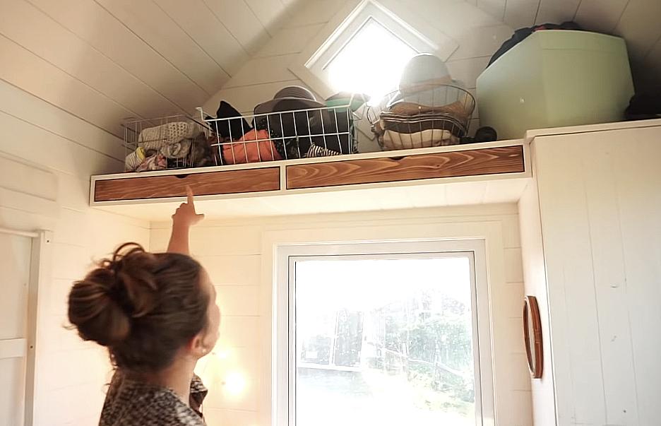 Крошечный дом - 40 дней и готов! Фото интерьера