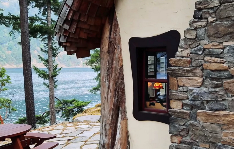 Tiny House - как в сказке!