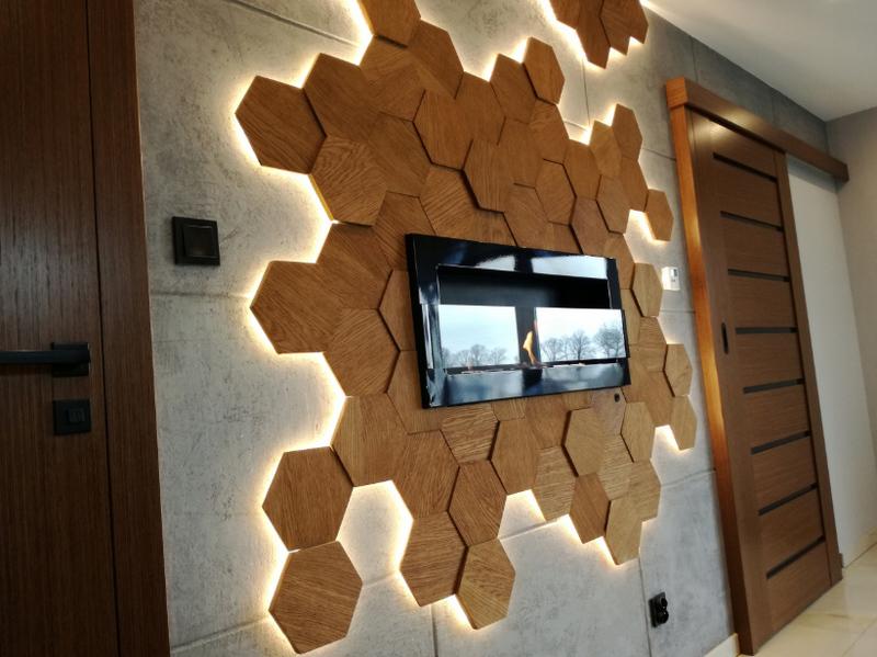 Декор из дерева: спилы, ствол, ветки, изделия. Фото идеи для дома!