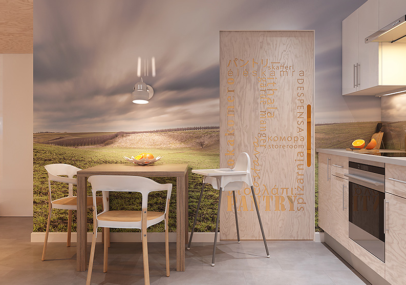Дизайн дома: фото внутреннего пространства, интерьеры 2021