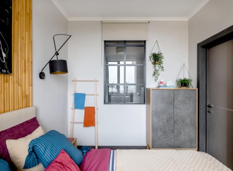 Дизайн спальни 10 кв. м: Современные идеи для маленькой комнаты! ФОТО