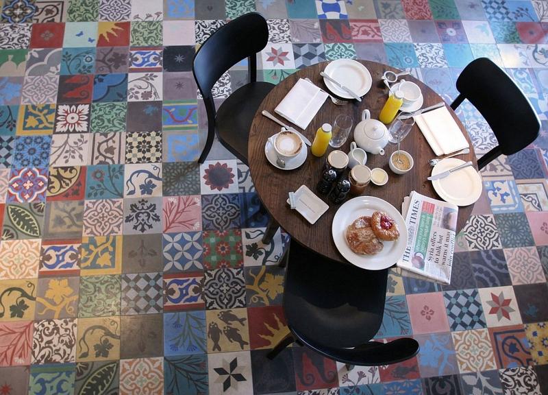 Плитка пэчворк в интерьере: на кухне, ванной. Ярко и красиво!!!
