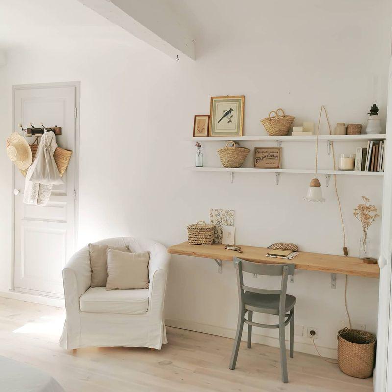 Аскетичный и безмятежный дом на юго-востоке Франции площадью 95 кв.м