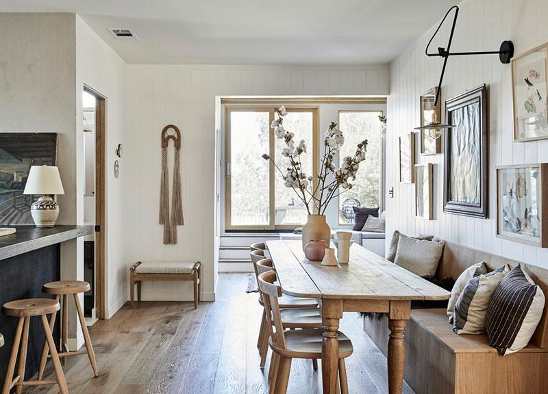 Стиль Джапанди в интерьере: Свежая Новизна! Фото дома в Лос-Анджелесе
