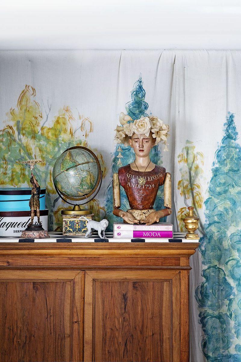 Декор, декор, декор! Удивительный творческий дизайн интерьера от гончарных дел мастеров!